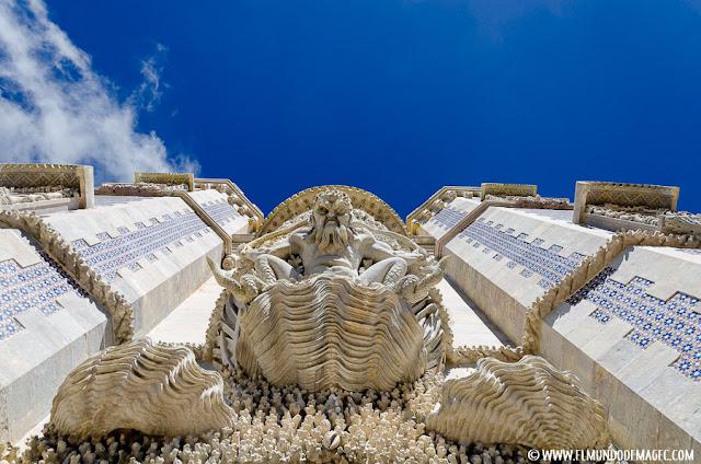 Qué ver en Sintra. Visita de un día. Mitología a su entrada