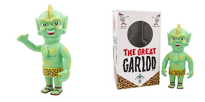 The Great Garloo Vinyl Figure by Justin Ishmael x Marx Toys