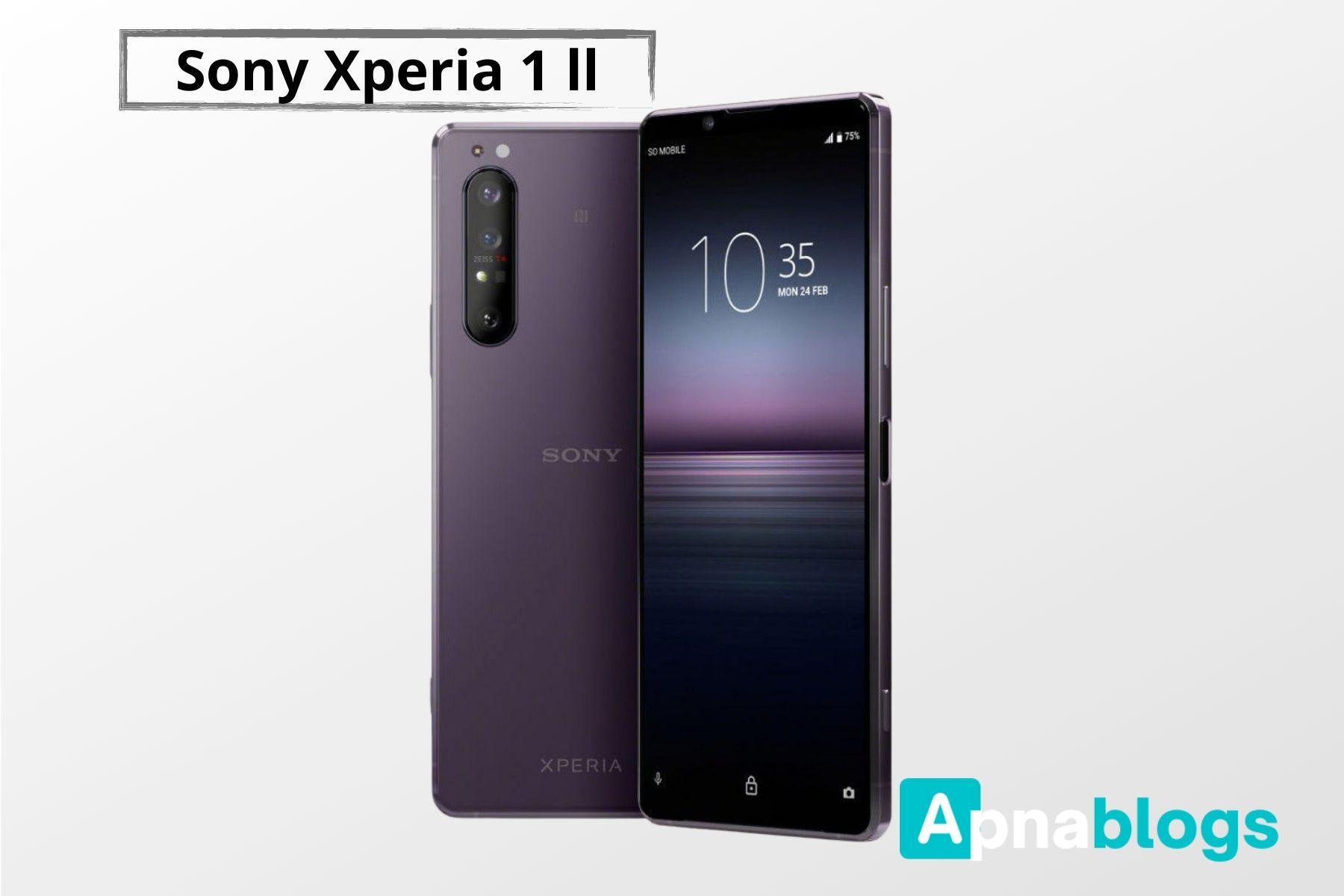 Sony Xperia 1 ll