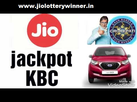 jio lottery winner 2019