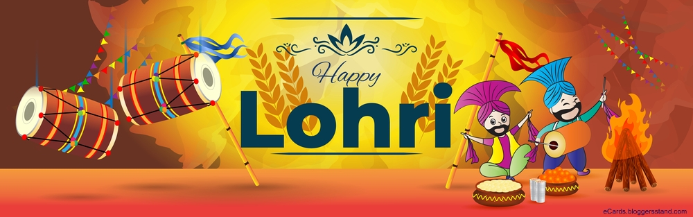 Happy lohri 2021 wallpapers, images, pics HD download