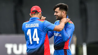 Afghanistan vs Ireland 1st T20I 2020 Highlights