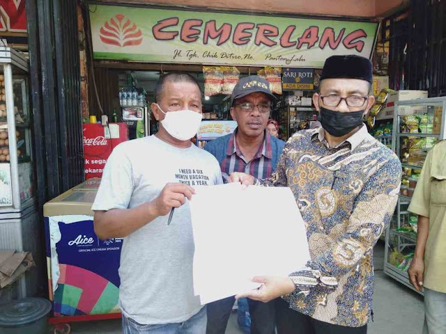 Setelah Disurati Warga, Haji Uma Langsung  Tinjau Jalan Rusak Parah di Kota Panton Labu