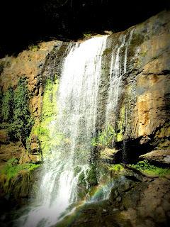 Cachoeira da Usina,  Ecoparque Sperry, Canela
