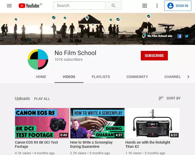 Channel YouTube Untuk Belajar Fotografi dan Videografi-7