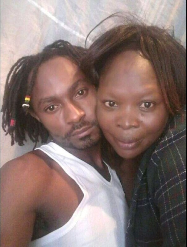 rasta%2Bbaby%2B2 - Kenyan BEN 10 splashes steamy PHOTOs with his sugar-mummy- He was licking the aging woman like a lollipop.