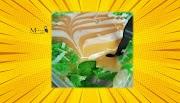 Bila Kek Pandan Salt Caramel Mak Azlina Ina Order Tak Henti, Mak ina Kini kongsikan Resepinya | www.meksah.com |