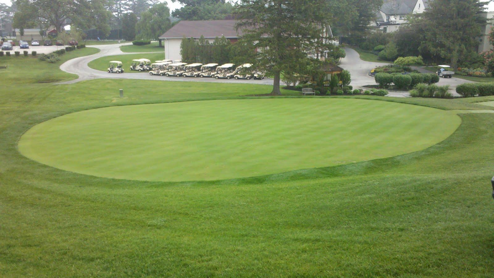 Llanerch Golf Course and External Activities: New Putting ...