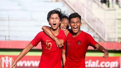 jadwal Timnas Indonesia U-19 di Piala AFF U-18 2019