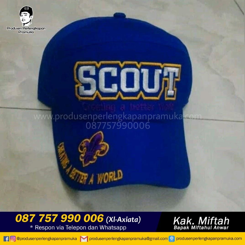 Produsen Topi Bandung