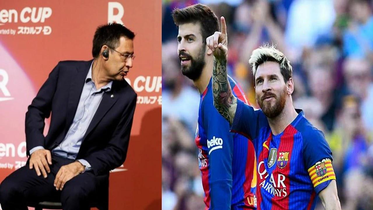 زلزال فى برشلونة بسبب مؤامرة بارتوميو ضد ميسي