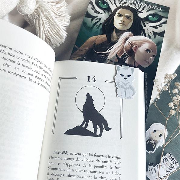 La légende des quatre : Le clan des loups & Le clan des tigres