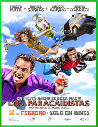 Los Paracaidistas | 3gp/Mp4/DVDRip Latino HD Mega
