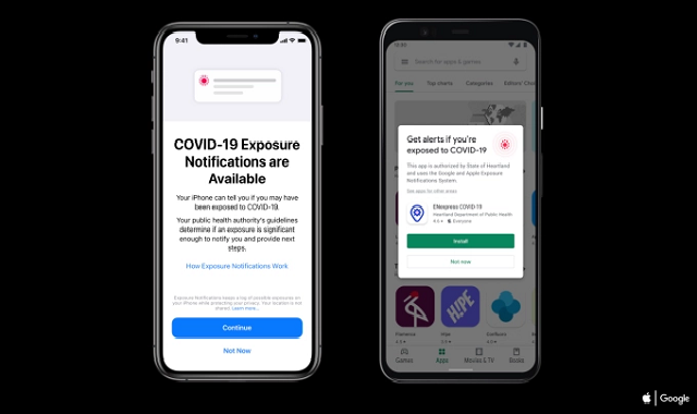 Apple and Google join hands with PHAs in the battle against Covid-19