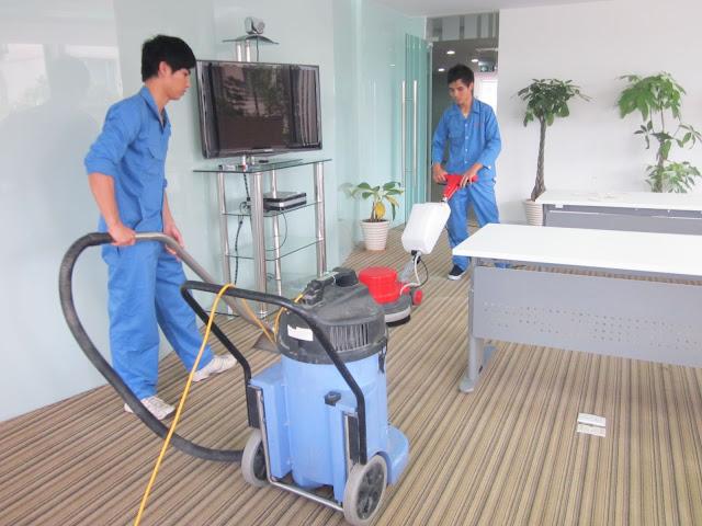 Tuyển 6 nam làm công việc vệ sinh tòa nhà tại Chiba tháng 7 năm 2019