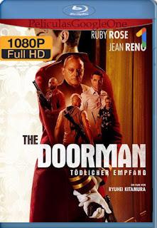 La Portera (The Doorman) (2020) [1080p BRrip] [Latino-Inglés] [LaPipiotaHD]