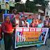 गाजीपुर: एड्स दिवस पर जागरूकता को निकाला कैंडिल मार्च