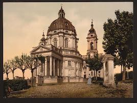 Basilica di Superga bianca