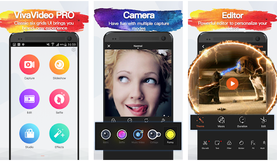 VivaVideo Pro APK old version