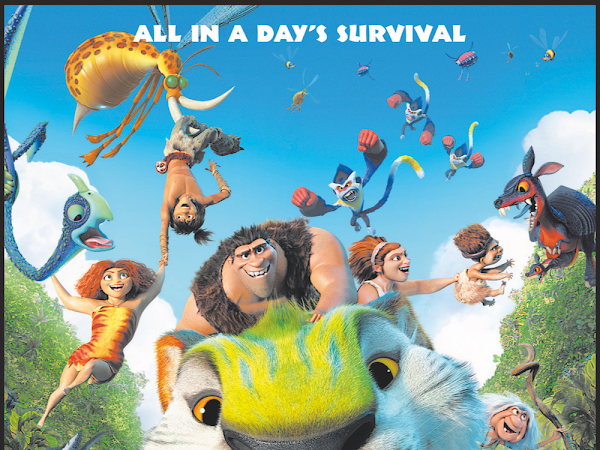 Movie Review: The Croods: A New Age