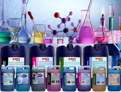 distributor bahan kimia Jakarta Barat