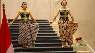 Batik Indonesia Hiasi Museum Moskow Sebulan Penuh