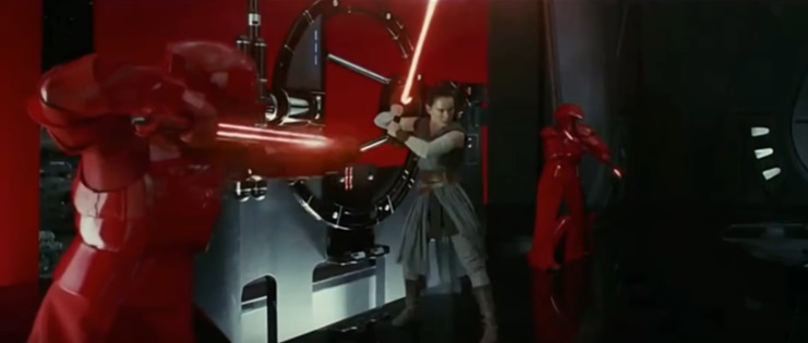 'THE LAST JEDI' - INTERNATIONAL TRAILER 3
