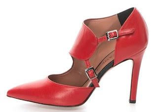 Zee Lane - Дамско кожени Обувки с остър връх