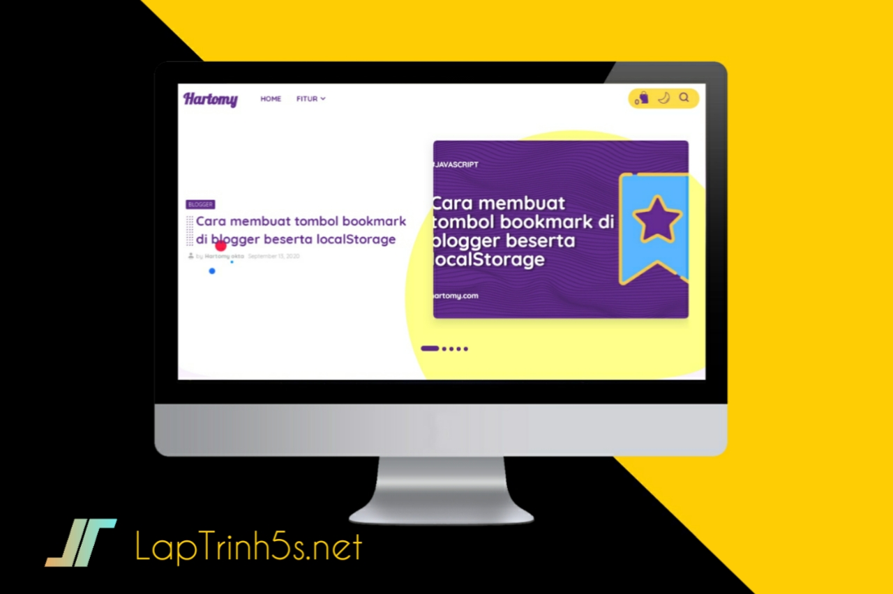 Share Template Hartomy V3 Free Download Chuẩn Seo 2020