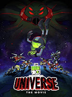 Ben 10 Versus the Universe: The Movie 2020 Dual Audio Hindi 720p HDRip