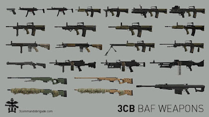 Arma3の英軍武器MOD