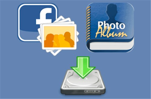 How Download Facebook Photos