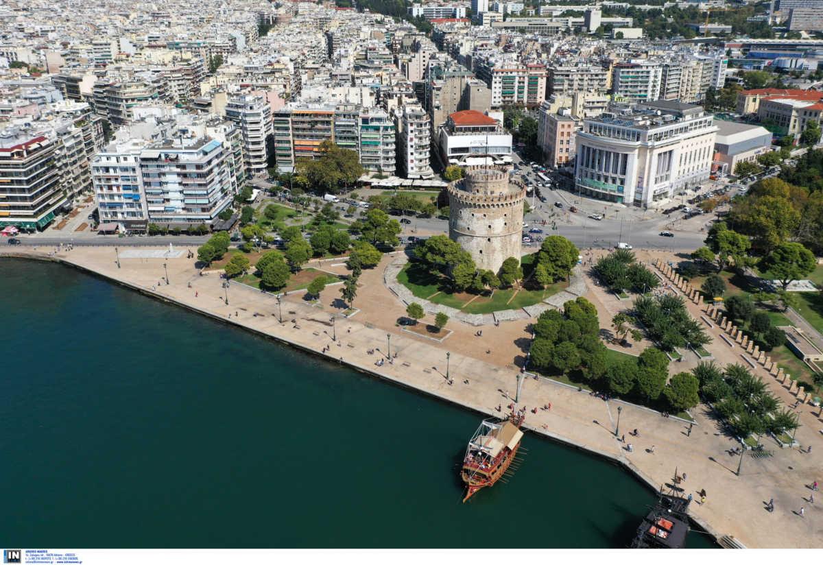 Lockdown σε Θεσσαλονίκη και Σέρρες για 14 ημέρες – Με sms οι μετακινήσεις