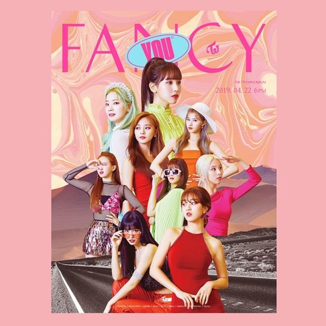 TWICE - Fancy You Albümü [YENİ ÇIKANLAR]