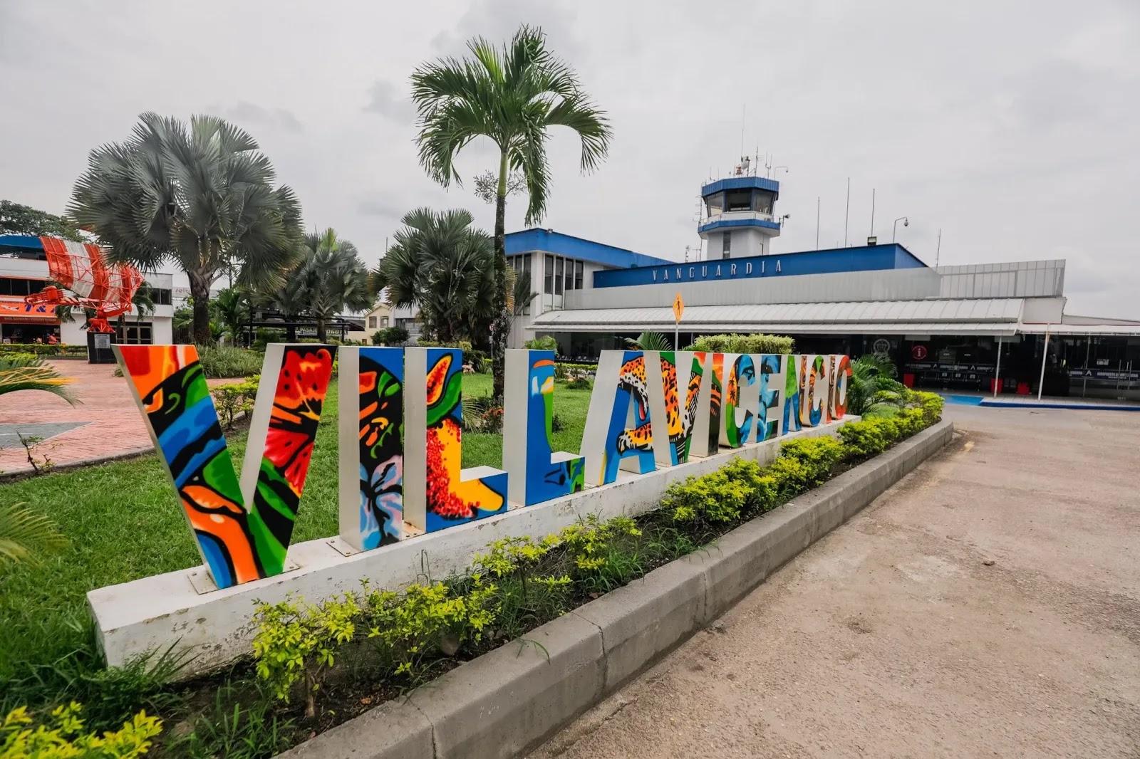 A la fecha, son 15 aeropuertos, incluido el de Villavicencio, los que cuentan con la autorización para reiniciar vuelos nacionales