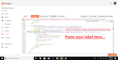 adding-label-url