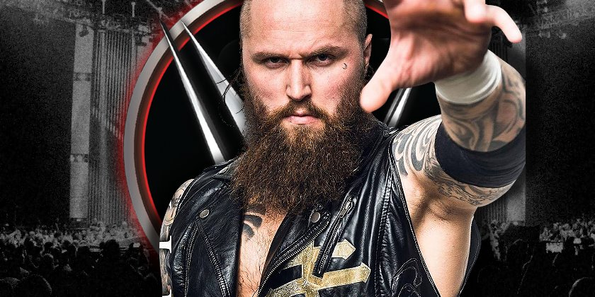 Backstage News on Aleister Black Being Written Off WWE TV