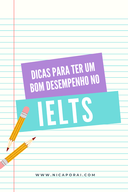 Dicas para IELTS