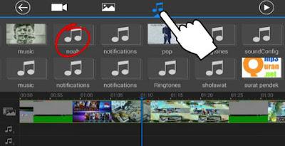 Cara Menambahkan Lagu atau Musik di Video Power Director