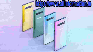 Samsung Galaxy Note 10 ke bare me New information in Hindi