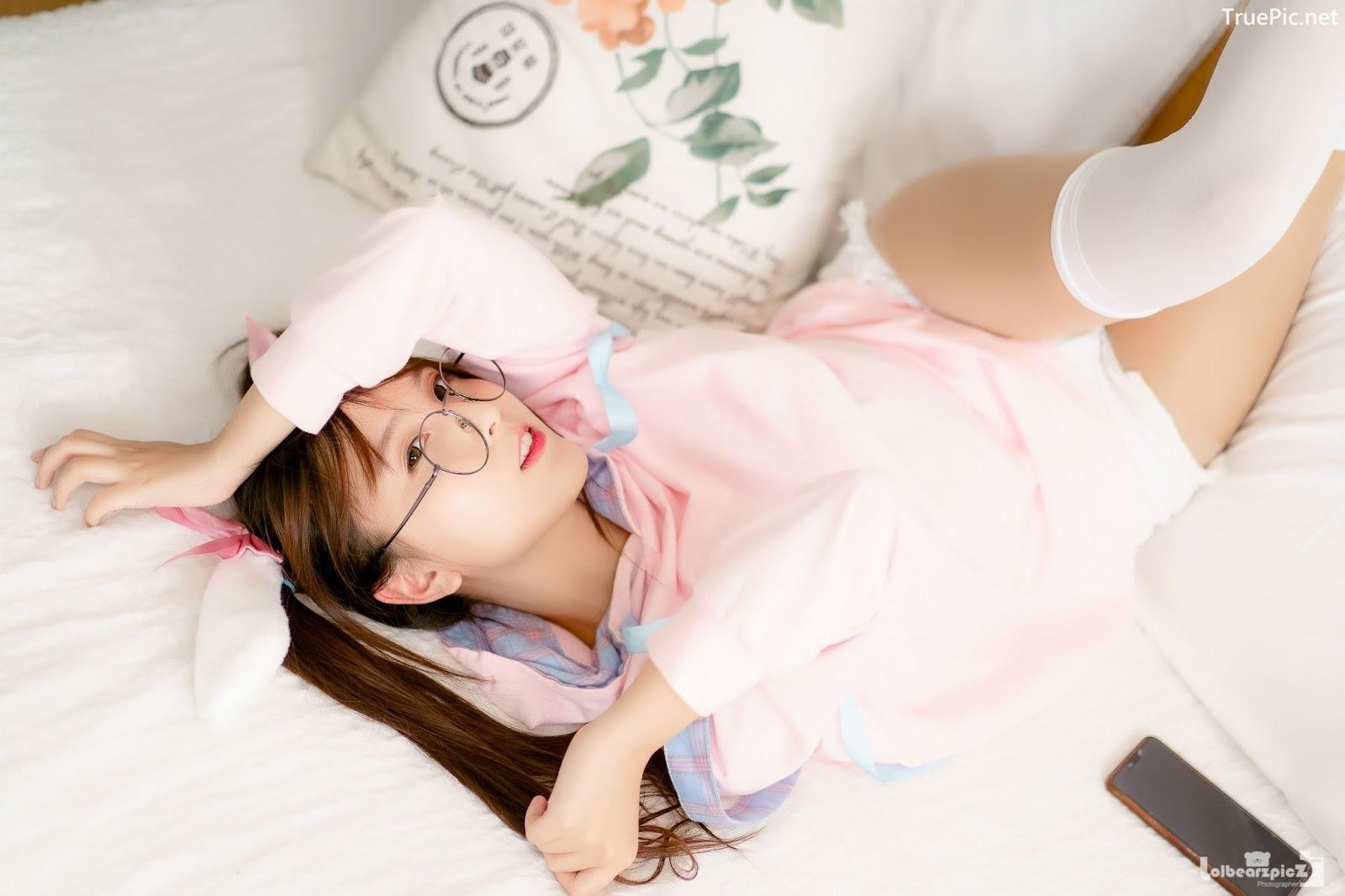 Image Thailand Model - Phunnita Intarapimai - Cute Rabbit Girl - TruePic.net - Picture-4