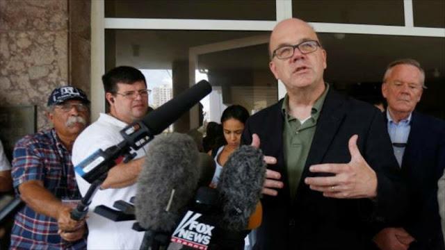 """Congresista de EEUU: La política de EEUU hacia Cuba es """"errónea"""""""
