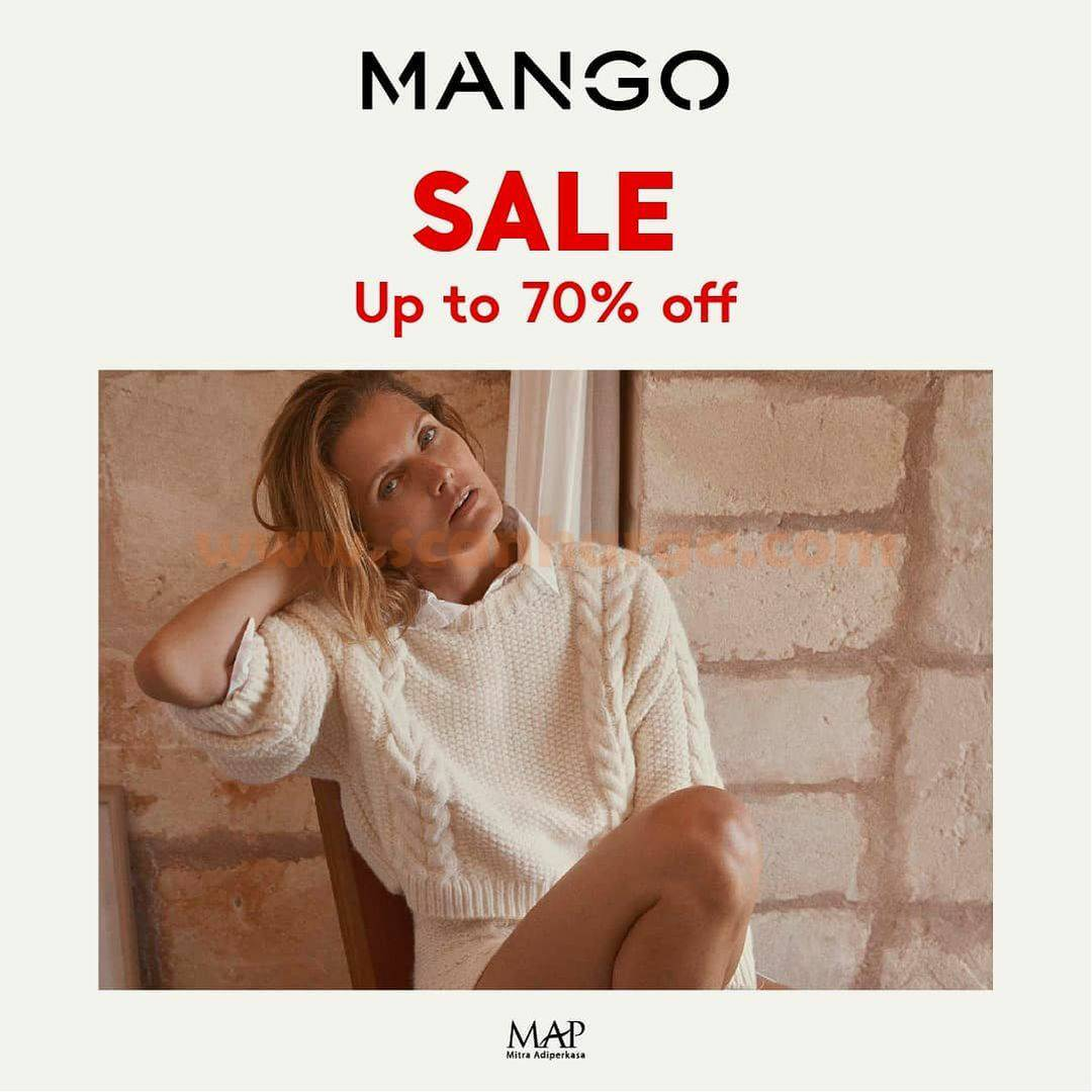 MANGO End Of Season Further Reduction – Sale Up To 70% Off