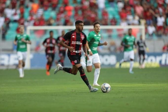 Em retorno à Fonte Nova, Vitória joga mal e perde para o Guarani