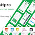 UikitPro - Multipurpose e-Wallet HTML Mobile Template Review