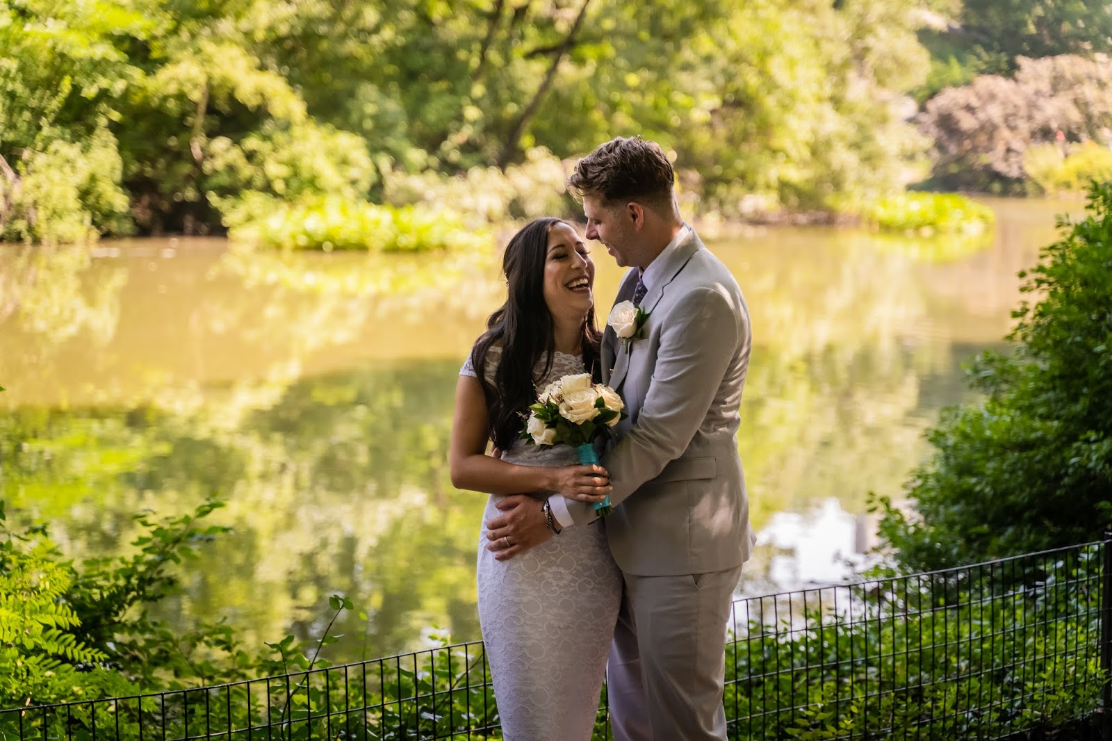 Artlook Outdoor Wedding Photography New York