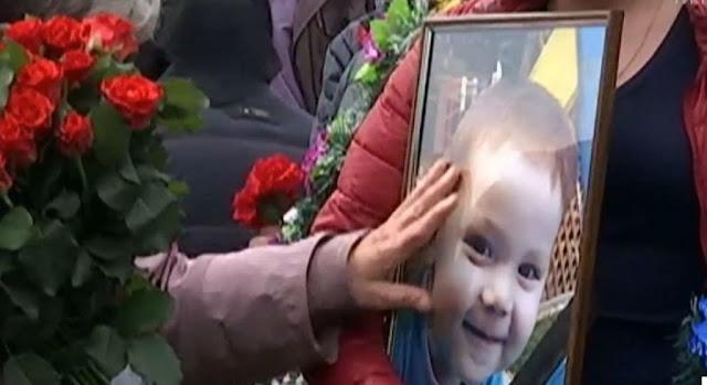 Экс-милиционер надругался над 2-летним мальчиком и убил его!