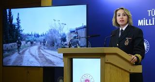 الدفاع التركية: قواتنا تواصل مهامها في إدلب وسحب الأسلحة الثقيلة من نقاط المراقبة غير وارد