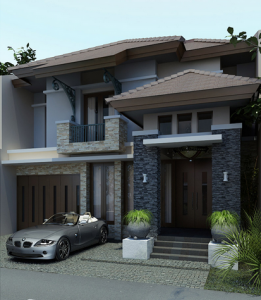 Simple Minimalist House Architecture