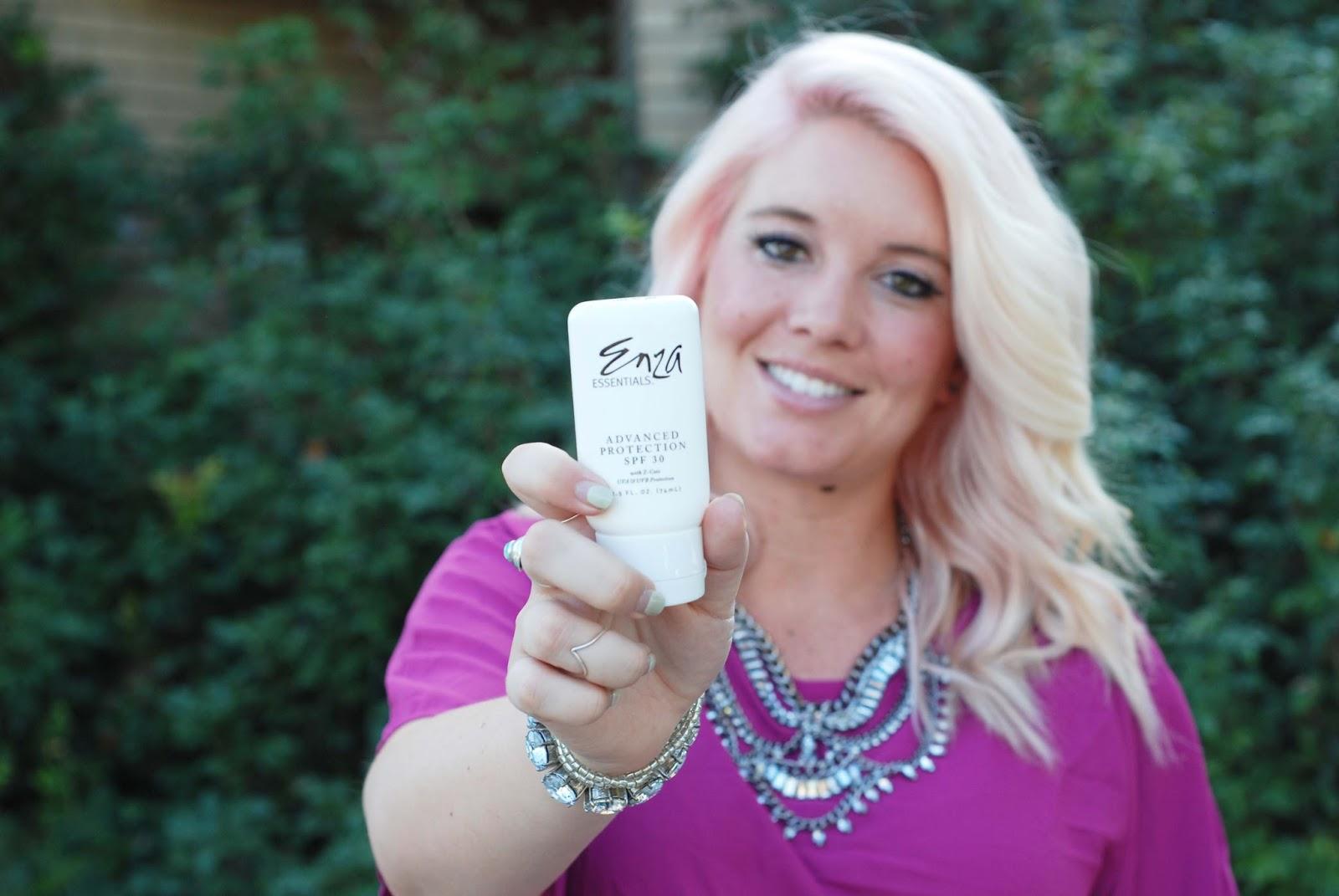 Enza Facewash, Beauty Blogger